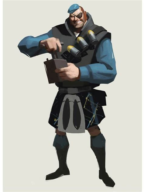 Team Fortress 2 Artwork
