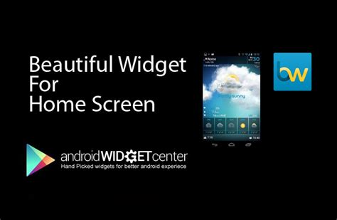 android home screen widgets beautiful widget for home screen aw center