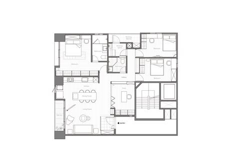 house design plan gallery of the family playground hao design 29