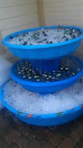 Christmas Tree Storage Bins On Wheels by Diy Fountain Cooler Home Design Garden Amp Architecture