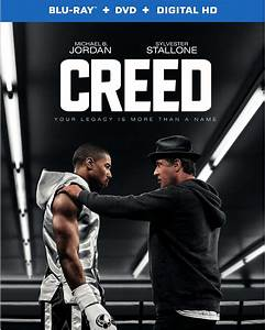 """Creed"" Blu-ray Combo Pack, DVD and Digital HD ..."