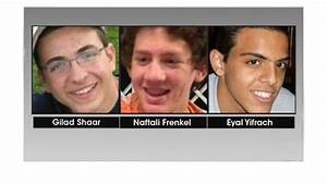 Tragedy In Israel: Kidnapped Teens Found Dead [VIDEO] | News