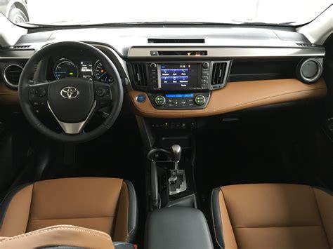 New 2018 Toyota Rav4 Hybrid Limited 4 Door Sport Utility