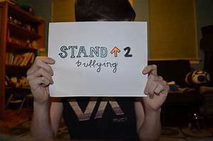 stand up to bullying on Tumblr