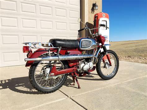 1966 Kawasaki J1tr