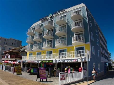 tidelands caribbean boardwalk hotel and suites ocean city