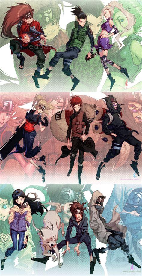 team  naruto zerochan anime image board