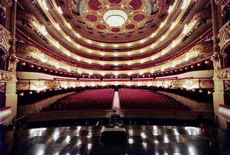 gran teatre del liceu barcelone forum opera