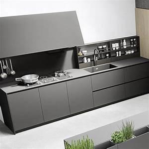 Arbeitsplatte Fenix Ntm : nero fenix ntm finish nanotechnological product interior design ~ Frokenaadalensverden.com Haus und Dekorationen