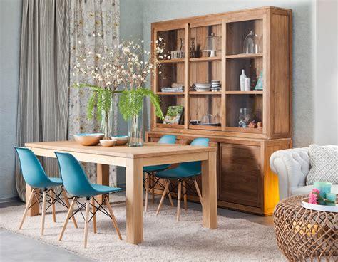 comedor de aire rustico muebles barajas