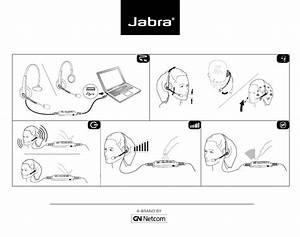 Jabra Jabra Uc Voice 550 Ms Duo Quick Start Manual