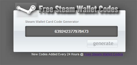 steam wallet codes  steam gift card generator