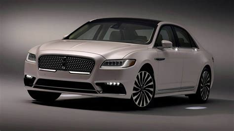 lincoln 2017 car 2017 lincoln town car price and specs 2018 cars coming out