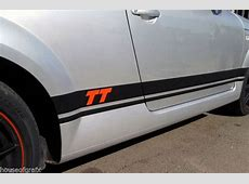Rocker Panel Vinyl Decal Decals Stripe Stripes fits any