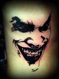 26 Cool Joker Tattoos – Desiznworld