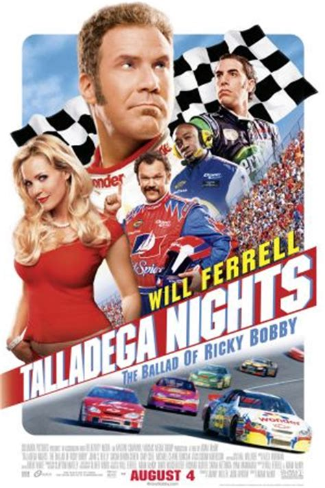 Union Films  Review  Talladega Nights The Ballad Of