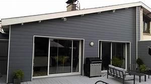 Isolation Extérieure Bardage : isolation exterieure pignon maison gallery of isolation ~ Premium-room.com Idées de Décoration