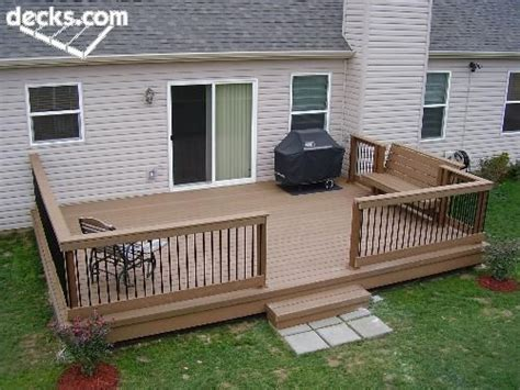 elevation deck picture gallery home sweet home