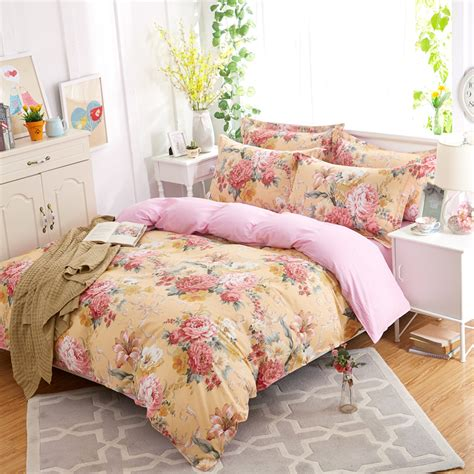 popular cherry blossom bedding buy cheap cherry