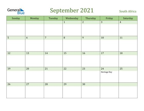 Get Printable Calendar 2021 With Holidays South Africa  Pictures