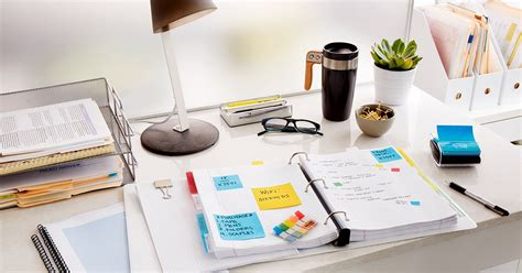 essential office supplies