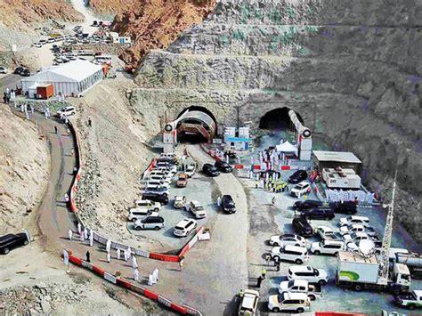 video sharjah khorfakan road opens government gulf news
