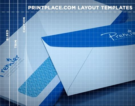 envelopes templates   printplacecom