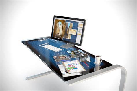 bureau mac als apple een bureau zou maken ziet dat er zo uit want