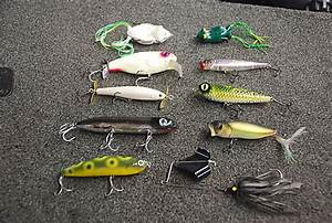 My Top 10 Topwater Bass Lures - The Wired Angler - Bass ...
