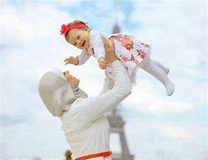 Muslim Mother a... Islamic Baby Girl Quotes