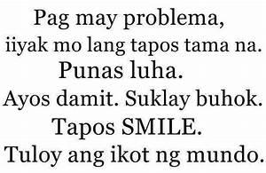 Inspirational Q... Tagalog English Quotes