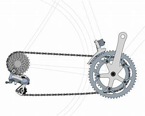 File Derailleur Bicycle Drivetrain Svg