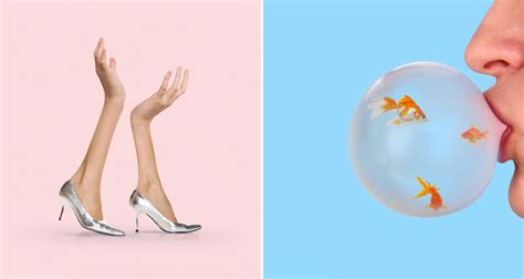 Designer Creates Surreal Images By Photoshopping Two ...