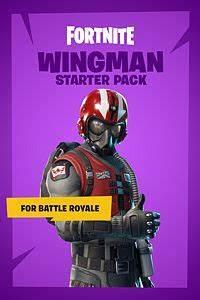 Buy Fortnite Battle Royale - Wingman Starter Pack ...