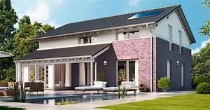 Haus Bauen Gut Und Günstig : fertighaus guenstig bauen pappelallee mit wintergarten ~ Michelbontemps.com Haus und Dekorationen