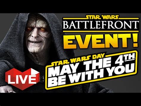 Star Wars Battlefront   May the 4th Be With You Update ...