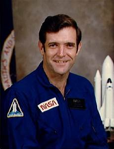 "Astronaut Bio: Francis R ""Dick"" Scobee"
