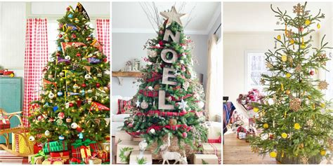 tree decorating ideas 60 best tree decorating ideas how to decorate