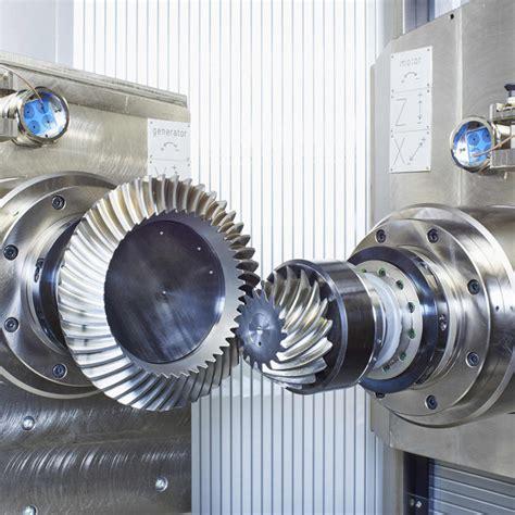Bevel gear test rig - Strama-MPS Maschinenbau