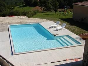 Piscine Beton Prix : prix piscine beton 10x5 les piscines du net ~ Melissatoandfro.com Idées de Décoration