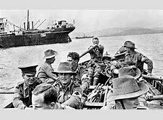 Gallipoli Landings 1915 Mat McLachlan Battlefield Tours