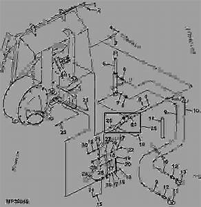 Latch - Material Collection System John Deere Mcs - Material Collection System