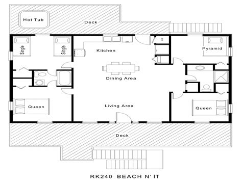 basic floor plans simple floor plans floor plans cottage floor plans