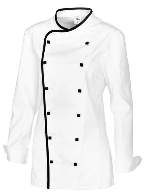 tenue de cuisine homme veste cuisine femme avec liseré comfortech stretch peut