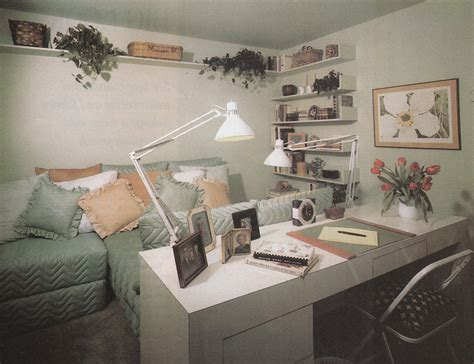 Home Decor 1980s :  Vintage 80's Home Decorating Trends