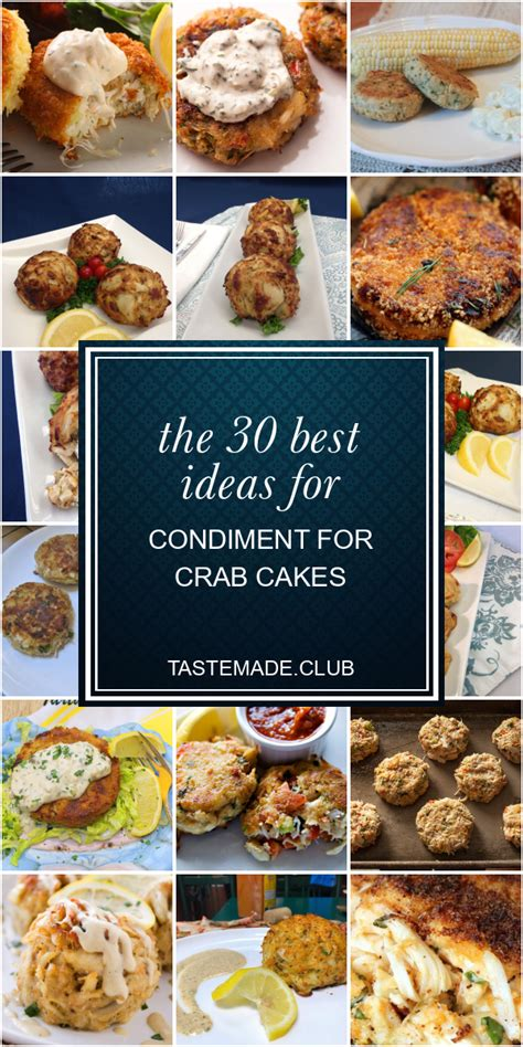 It's light, refreshing, loaded with health benefits. The 30 Best Ideas for Condiment for Crab Cakes - Best ...