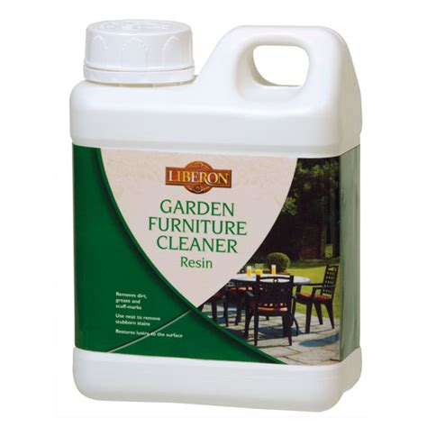 liberon garden furniture cleaner wood finishes direct