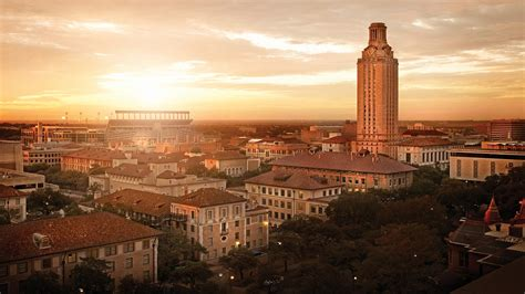 Top 5 Reasons To Go To The University Of Texas At Austin