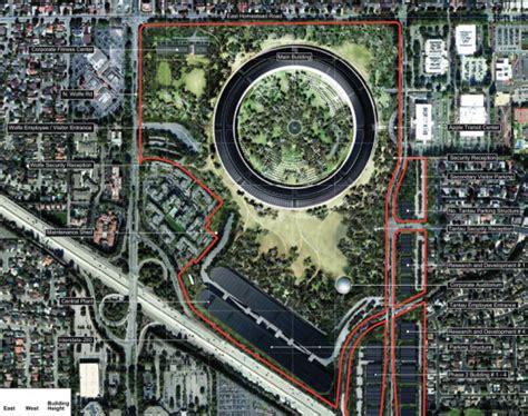 apple siege la ville de cupertino publie les dernières images de l