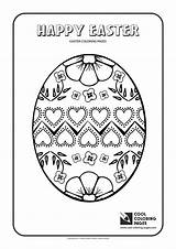 Coloring Easter Pages Egg Cool Executioner Template Activities sketch template
